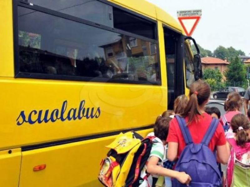Trasporto scolastico: domanda di richiesta del servizio per l'a.s. 2020 – 2021 da presentare al Comune di Soriano nel Cimino e al Comune di Gallese
