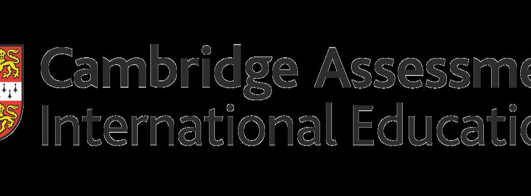 A.S. 2021-2022: Classi ad Indirizzo Cambridge